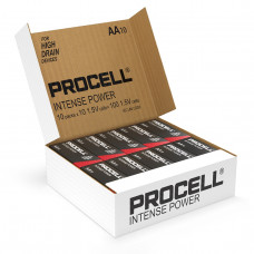 Duracell PROCELL INTENSE Professional PX1500, LR6, AA - 100 броя
