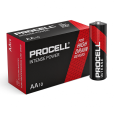 Duracell PROCELL INTENSE Professional PX1500, LR6, AA - 10 броя