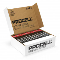 Duracell PROCELL INTENSE Professional PX2400, LR03, AAA - 100 броя