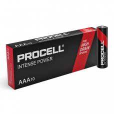 Duracell PROCELL INTENSE Professional PX2400, LR03, AAA - 10 броя