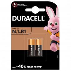 Duracell LR1, N, MN9100, 910A, Lady - комплект 2 броя
