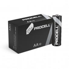 Duracell PROCELL Professional PC1500BKD, LR6, AA - 10 броя