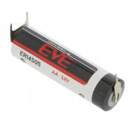 Батерия EVE ER14505-VB 3PF tags 14500 Li-SOCl2, 3.6V, AA