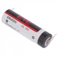 Батерия EVE ER14505-VY 2PF tags 14500 Li-SOCl2, 3.6V, AA