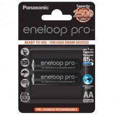 Батерия Panasonic Eneloop Pro 2550mAh, AA (2 броя)