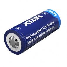 XTAR 26650, Li-Ion, 3.6V, 5200mAh със защита PROTECTED
