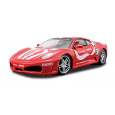 Ferrari F430 Fiorano red 1:24 Bburago