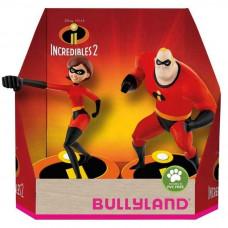 Incredibles 2 - Господин Феноменален и Еластина Bullyland