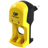 GP PowerBank® S350 зарядно устройство за 2 или 4 броя АА или ААА