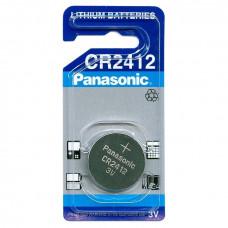 Батерия Panasonic CR2412, 3.0V - Европейска версия