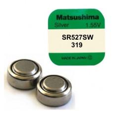 Батерия Matsushima SR527SW, 319