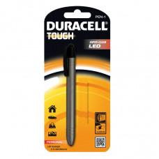 Електрически персонален алуминиев фенер Duracell Tough™ PEN-1 2AAA