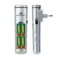 Зарядно устройство за акумулаторни батерии GP PB18GS Torch 4-in-1 Power Bank