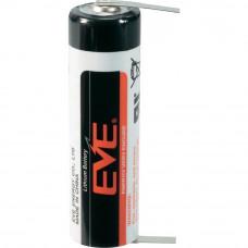Батерия EVE ER14505CNR Li-SOCl2, 3.6V, AA