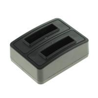 Двойно зарядно устройство за Sony NP-BG1, NP-FG1, G-type