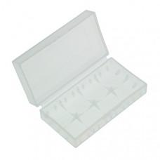 Кутия за съхранение на 4 броя CR123A, 16340, 17335, 17345, 18350 батерии
