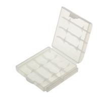 Кутия за съхранение на 4 броя АА, R6 или 5 броя ААА, R03 батерии
