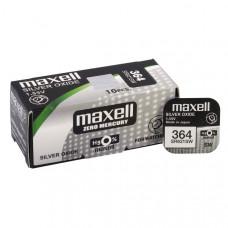 Maxell SR621SW (364) Европейска Версия - комплект 10 батерии