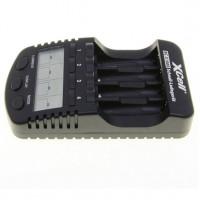 Интелигентно зарядно устройство XCell BC-X1000 с функция измерване на капацитет