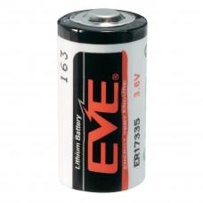 Батерия EVE ER17335, Li-SOCl2, 3.6V, 2/3A