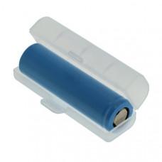 Кутия за съхранение на 1 брой 18650, 18490, 18500, 18350 батерии