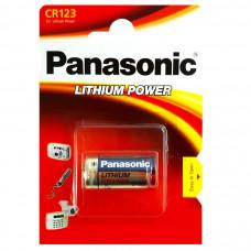 Panasonic CR123A Lithium PHOTO Power