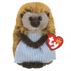 Плюшен Таралеж госпожа Тиги Уинкъл Mrs. Tiggy Winkle Hedgehog TY Plush Peter Rabbit