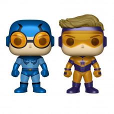 Funko POP! DC Blue Beetle & Booster Gold комплект 2 броя