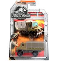 Mercedes Benz Unimog U 5020 Jurassic World Matchbox Diecast