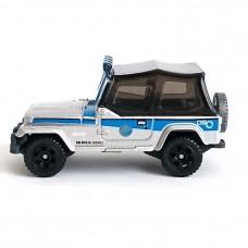 Jeep Wrangler '93 Jurassic World Matchbox Diecast #9