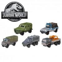 Off-Road Rescue Rig Jurassic World Matchbox Diecast