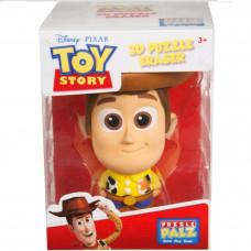 Пъзел гума 3D Woody Toy Story Eraser XL
