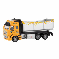 Играчка камион самосвал Die Cast Dump Truck Tripper Truck 1:38
