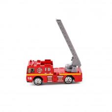 Играчка пожарен камион Die Cast, мащаб 1:64