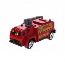 Играчка пожарен камион водно оръдие Die Cast, мащаб 1:64