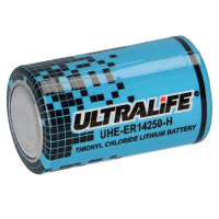 Ultralife UHE-ER14250-H, Li-SOCl2, 3.6V, 1/2AA Bobbin type
