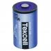 Tekcell 14250, SB-AA02, 1/2AA, Li-SOCl2, 3.6V Bobbin type