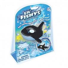 Играчка плуващ делфин, Lil`Fishys, Orky, Орки