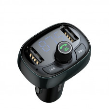 Baseus T TYPED Bluetooth 4.2 трансмитер MP3 Charger 3.4A