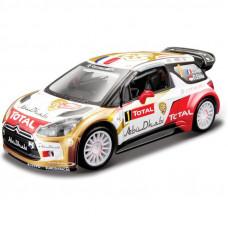 DS 3 Citroen WRC 2013 Sébastien Loeb 1:32 Bburago