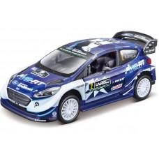 2017 M-Sport Ford Fiesta WRC Ott Tänak 1:32 Bburago