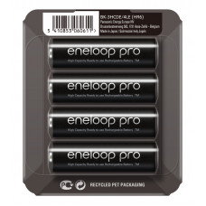 Panasonic Eneloop Pro 2500mAh, AA (4 броя)
