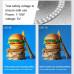 Портативно фото-студио Puluz 25 cm LED