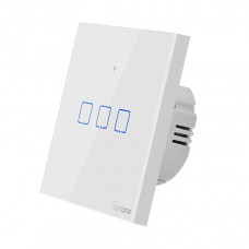 Sonoff Smart Switch WiFi 802.11 b/g/n 2.4GHz 3-канален