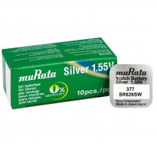 muRata - Sony SR626SW (377) - комплект 10 батерии