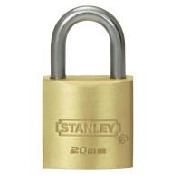 Месингов катинар Stanley® Solid Brass 20 mm Kwikset