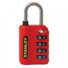 Цинков катинар Stanley® TravelMAX 30 mm Kwikset TSA 4 цифров
